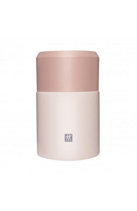 ZWILLING THERMO FOOD JAR 700ML PINK