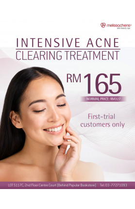 INTENSIVE ACNE CLEARING TREATMENT VOUCHER
