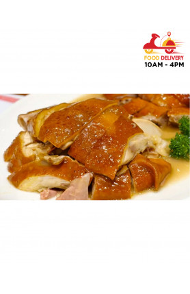 [FOOD DELIVERY] ROASTED CHICKEN MENU