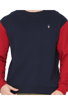 RED GUARDIAN OVS PULLOVER