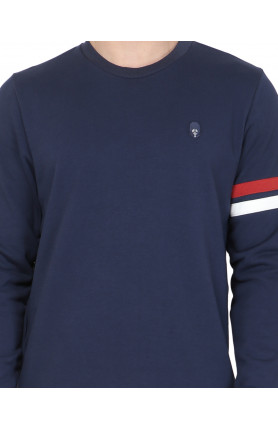 NAVY GUARDIAN COURT PULLOVER