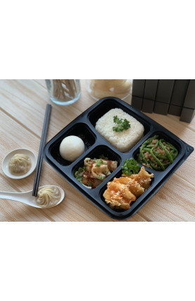 [FOOD DELIVERY] Deluxe Fish Bento/泰式鱼便当