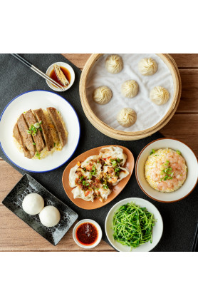 [FOOD DELIVERY] COMBO FOR 2PAX/双人套餐