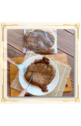 [FOOD DELIVERY] FROZEN PORK CHOP 1PC/冷冻炸猪排 1PC..