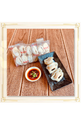 [FOOD DELIVERY] FROZEN SHRIMP & PORK WONTON 12PCS/冷冻虾肉馄..