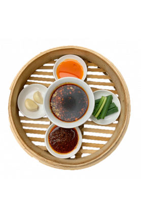 [FOOD DELIVERY] SIGNATURE SPICY SAUCE 65GM/冷冻红油抄手酱 65GM..