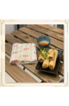 [FOOD DELIVERY] FROZEN TAIWANESE SPRING ROLL 5PCS/冷冻猪肉台..