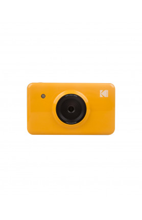 KODAK Mini Shot Instant Camera (YELLOW) +FREE 20SHEET P..