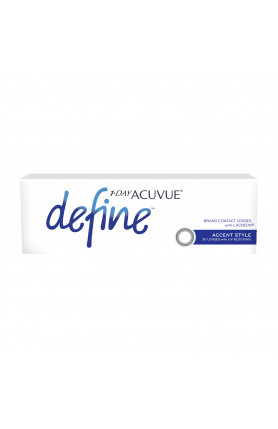 1 DAY ACUVUE DEFINE 30PCS