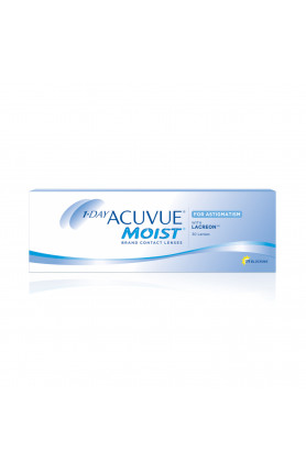 1DAY ACUVUE MOIST FOR ASTIGMATISM 30 PCS