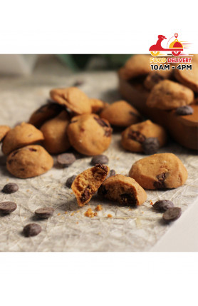 [FOOD DELIVERY] BELGIAN CHOCOLATE CHIP COOKIES
