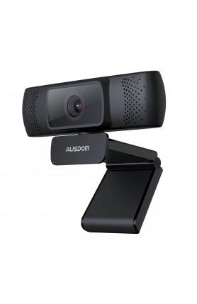 AUSDOM AF640 1080P Webcam Auto Focus with Noise Cancell..