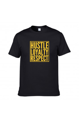 HUSTLE LOYALTY RESPECT