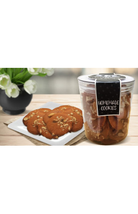 [FOOD DELIVERY] CRISPY CASHEW NUT COOKIES 100GM