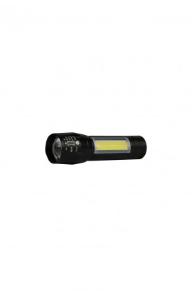 USB CREE Q5 LED LIGHT FLASHLIGHT TORCHLIGHT OUTDOOR USE..