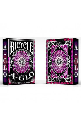 A-GLO BICYCLE PLAYING CARDS