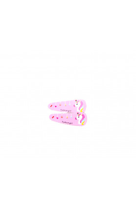 LIGHT PINK LITTLE PONY HAIR CLIP