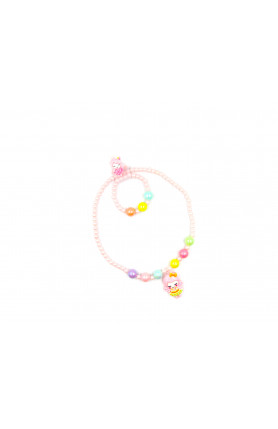 COLORS LITTLE GIRL NECKLACE