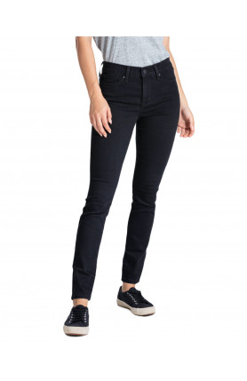 WOMEN'S 311 SHAPING SKINNY JEANS - BLACK