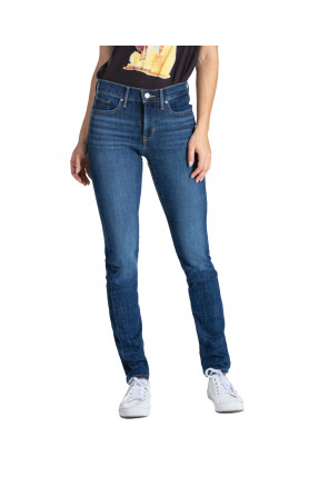 WOMEN'S 311 SHAPING SKINNY JEANS - DARK BLUE