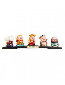 JOURNEY TO THE WEST FIGURINES