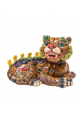 CHINESE ZODIAC: TIGER (R)