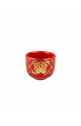 RED PRAYER CUP