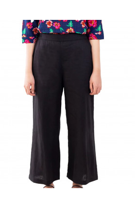 JANET TROUSERS IN BLACK
