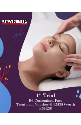 R6 CUSTOMISED FACE TREATMENT VOUCHER