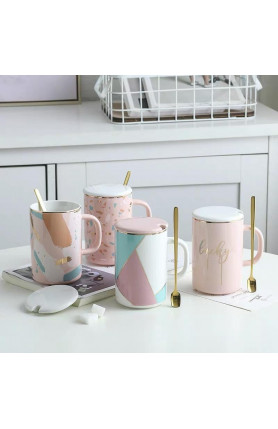 NORDIC MUGS WITH LID