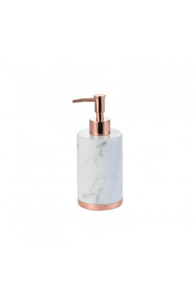 MARBLE ROSE GOLD LOTION DISPENSER
