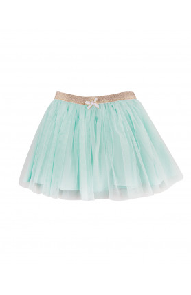 MINT GREEN TUTU SKIRT