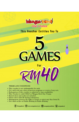 5 GAMES FOR RM40 VOUCHER