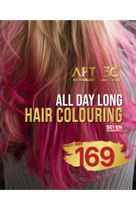 ALL DAY LONG HAIR COLOURING VOUCHER