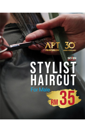 STYLIST HAIRCUT FOR MALE VOUCHER