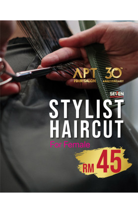 STYLIST HAIRCUT FOR FEMALE VOUCHER