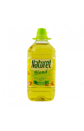 NATUREL BLEND COOKING OIL 3KG