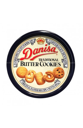 DANISA BUTTER COOKIES 454GM
