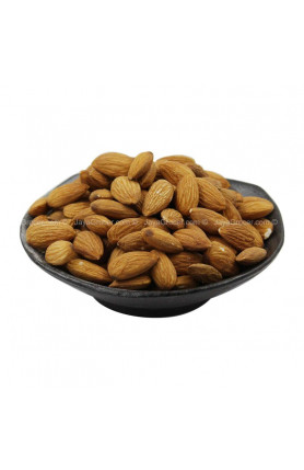 WHOLE SHELLED ALMONDS 500GM