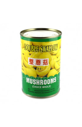 DOUBLE SWALLOW MUSHROOM 425GM