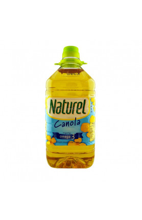 NATUREL PURE CANOLA OIL 3KG