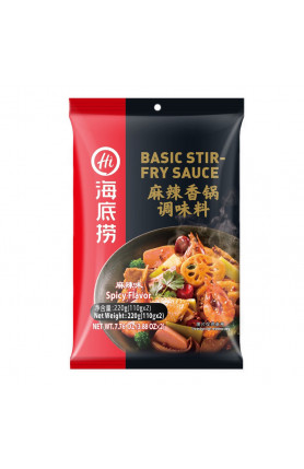 HAIDILAO SPICY SAUCE FOR STIR FRY 220G