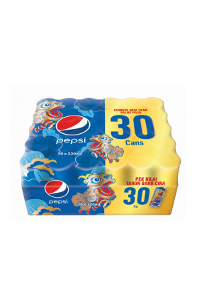PEPSI COLA CAN 30S X 320ML