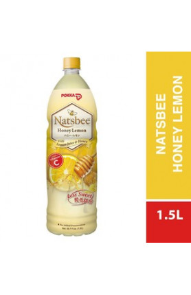 POKKA NASTBEE HONEY LEMON 1.5L