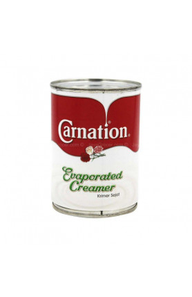 CARNATION EVAPORATED CREAMER 390GM