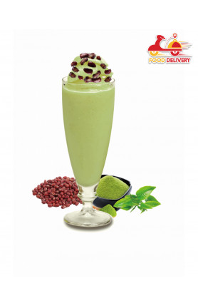 [FOOD DELIVERY] MATCHA RED BEAN MILKSHAKE