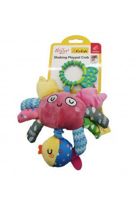 Hamleys Shaking Playpal Crab