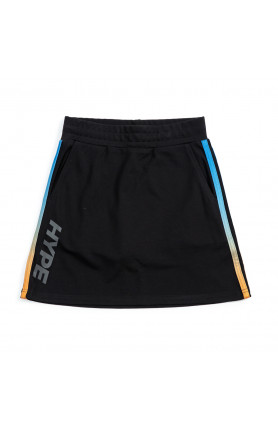 ATHLETIC GEAR WOMEN RADIAL SKIRT | BLACK