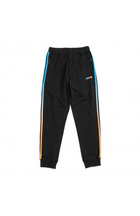 ATHLETIC GEAR NAUTICAL TRACK PANT | BLACK