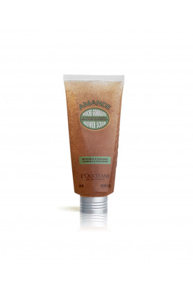 ALMOND SHOWER SCRUB 200ML